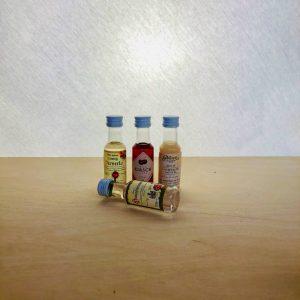 """""""Die Leichten"""", gemischte Sorten, Miniaturen"""